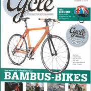 Cycle - die Zeitschrift für gute Fahrräder : Ausgabe 02-2018